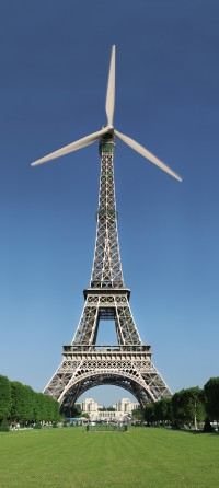 Nombre De Marche Tour Eiffel