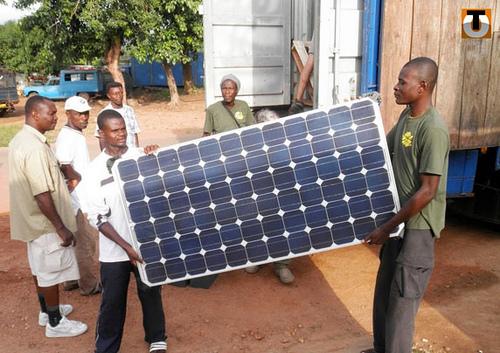 Togo solaire