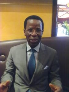 Amadou Ciré Sall. DR