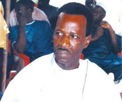 Amadou Ciré Sall, secrétaire général des libéraux sénégalais. DR