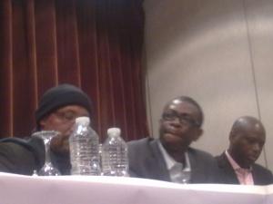 Youssou Ndour en campagne. DR