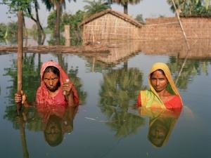 Inondations au Bangladesh. DR