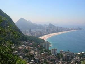 La plus belle vue de Rio appartient aux habitants de Vidigal et Rocinha.