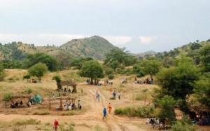 Une partie de la population des montagnes Nuba a combattu avec les rebelles sudistes pendant la guerre civile précédant l'indépendance du Soudan du Sud.