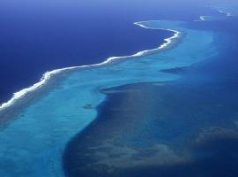 La Grande barrière de corail, qui s'étend sur plus de 2 600 kilomètres, serait menacée par l'exploitation minière intensive en Australie. DR