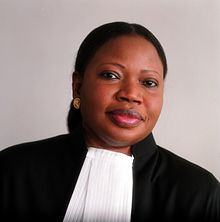 Cour pénale internationale, CPI, Fatoumata Bensouda, Procureure générale, procureur, femme, Sénégal, violences faites aux femmes, Yaya Jammeh, Laurent Gbagbo,