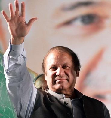 Nawaz Sharif, le nouvel homme fort du Pakistan