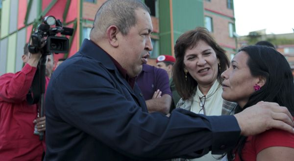 chavez-mujer