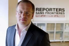 Christophe Deloire, Directeur Général de Reporters Sans Frontières