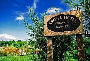Argyll Hotel, un exemple d'entreprise responsable au Royaume-Uni.