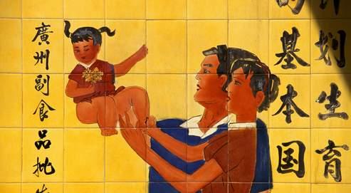 Chine, natalite, controle des naissances, politique de l'enfant unique