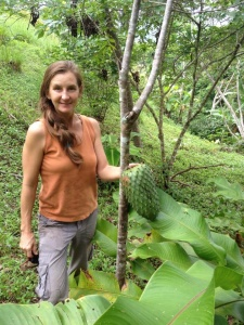 Jennifer Smith, founder of Community Carbon Trees in Costa Rica. Photo: Courtesy of CCT.