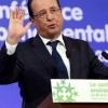 François Hollande à la Conférence environnementale à Paris en septembre 2013