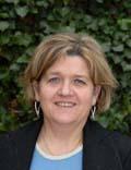 Nathalie Lanzi, Vice-Présidente de la commission 5 - Vivre ensemble, en charge des Droits des femmes. Photo: Site internet de la région Poitou-Charentes.