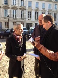 Malek Boutih (PS), député de l'Essonne