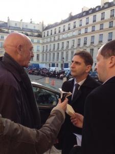 Daniel Goldberg (PS), député de Seine Saint-Denis