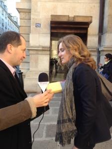 Nathalie Kosciusko-Morizet (UMP), ex ministre de l'Ecologie, députée de l'Essonne et candidate à la mairie de Paris