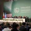 La conférence climatique a lieu cette année à Varsovie, en Pologne