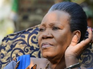 présidente-centrafricaine-transition-Catherine-Samba-Panza-conférence-presse-Bangui-centrafrique-300x224