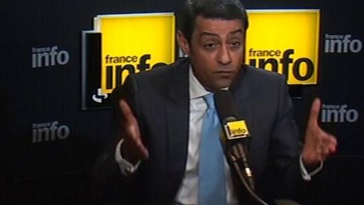 Mustapha El-Gendy, l'un des leaders de l'opposition égytienne