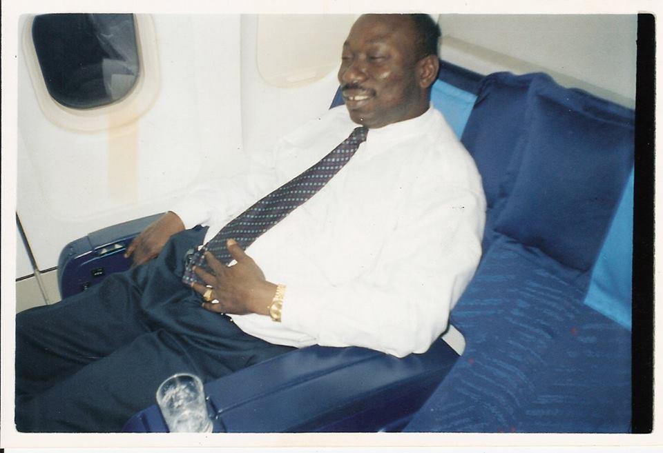 Ousman Badamassy, un chef d'entreprise centrafricain