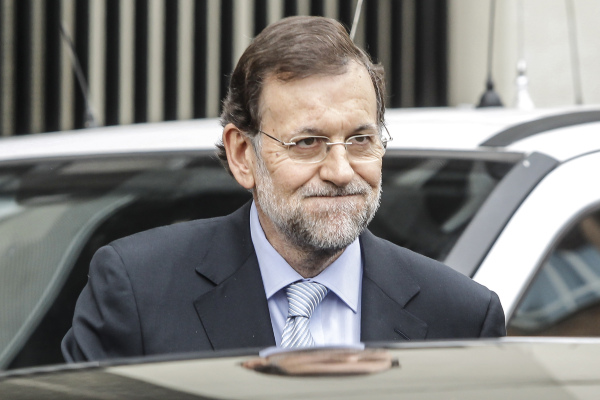 Le Premier minsitre espagnol, Mariano Rajoy  © F Thomson / Allpix Press