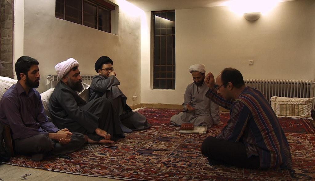 Irianien de Mehran Tamadon