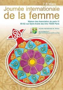 L'Association Journée Internationale de Norouz célèbre la Journée de la Femme