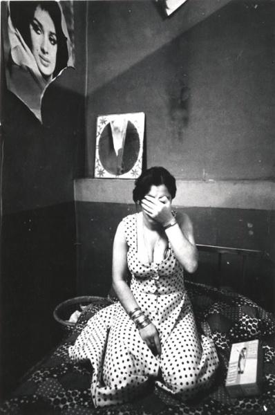 Untitled 5 Prostitute Series 1975 1977 C Kaveh Golestan courtesy Kaveh Golestan Estate