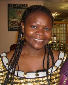 Née au Tchad, Annette Laokole a grandi sur les rives des deux Congo et en Ethiopie.
