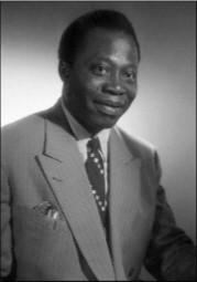 Barthélémy Boganda, président fondateur de la Centrafrique