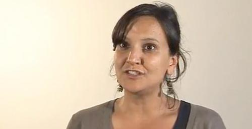 Hassiba Hadj Sahraoui, directrice adjointe du programme Moyen-Orient Afrique du Nord à Amnesty International,