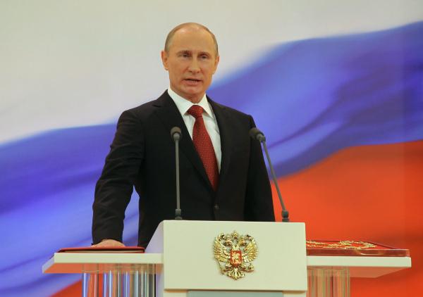 Vladimir Poutine  © Xinhua / Allpix Press