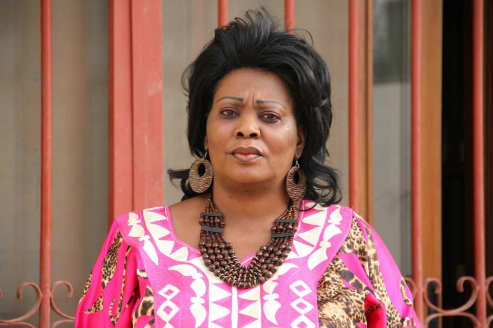 Lydie Nzengou