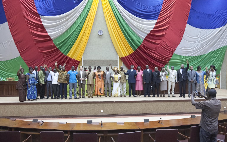 ZO KWE ZO - Bangui - Centrafrique - 30/03/2014