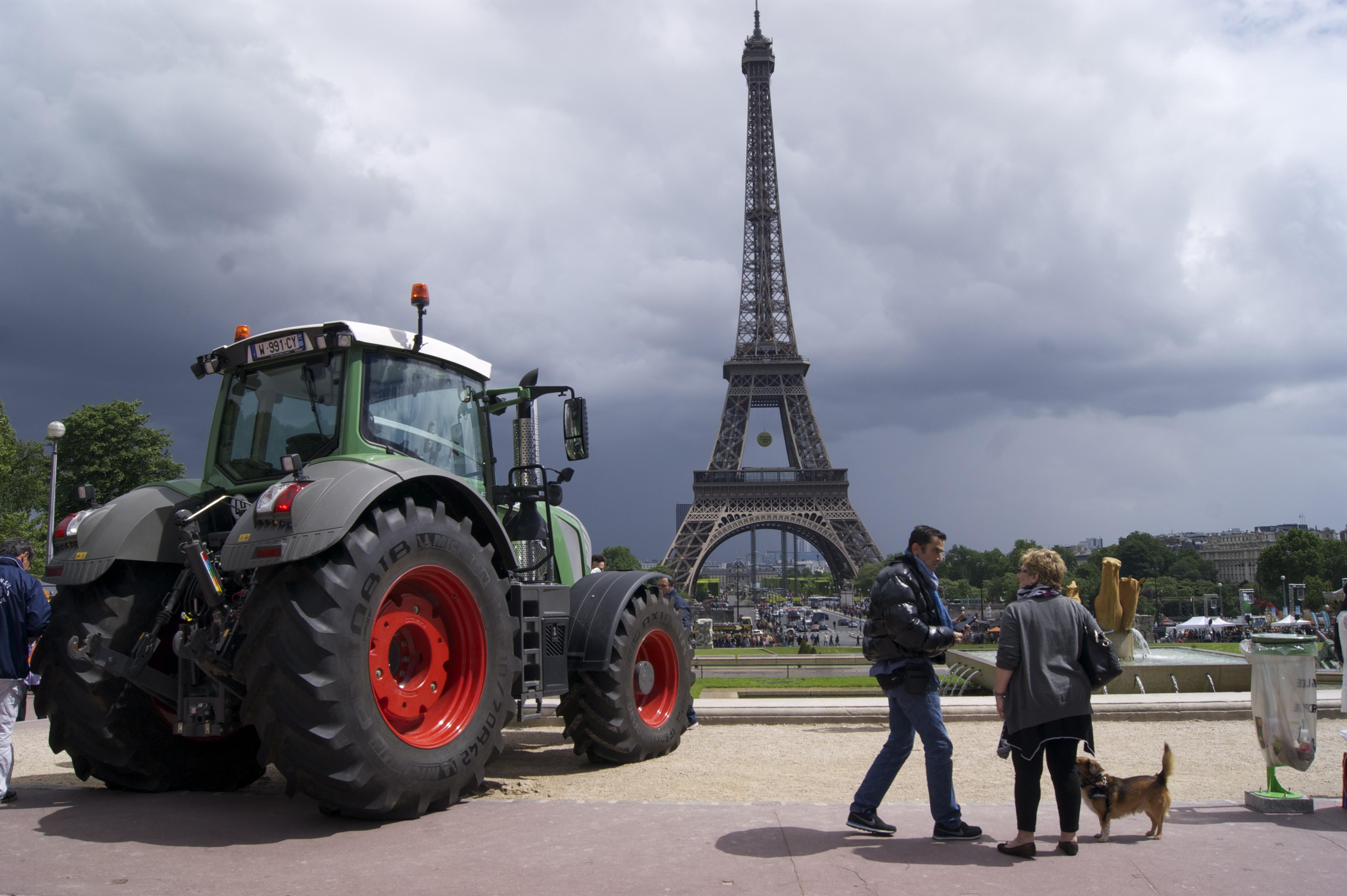La Nuit Verte les 23 & 24 mai dans les Jardins du Trocadéro
