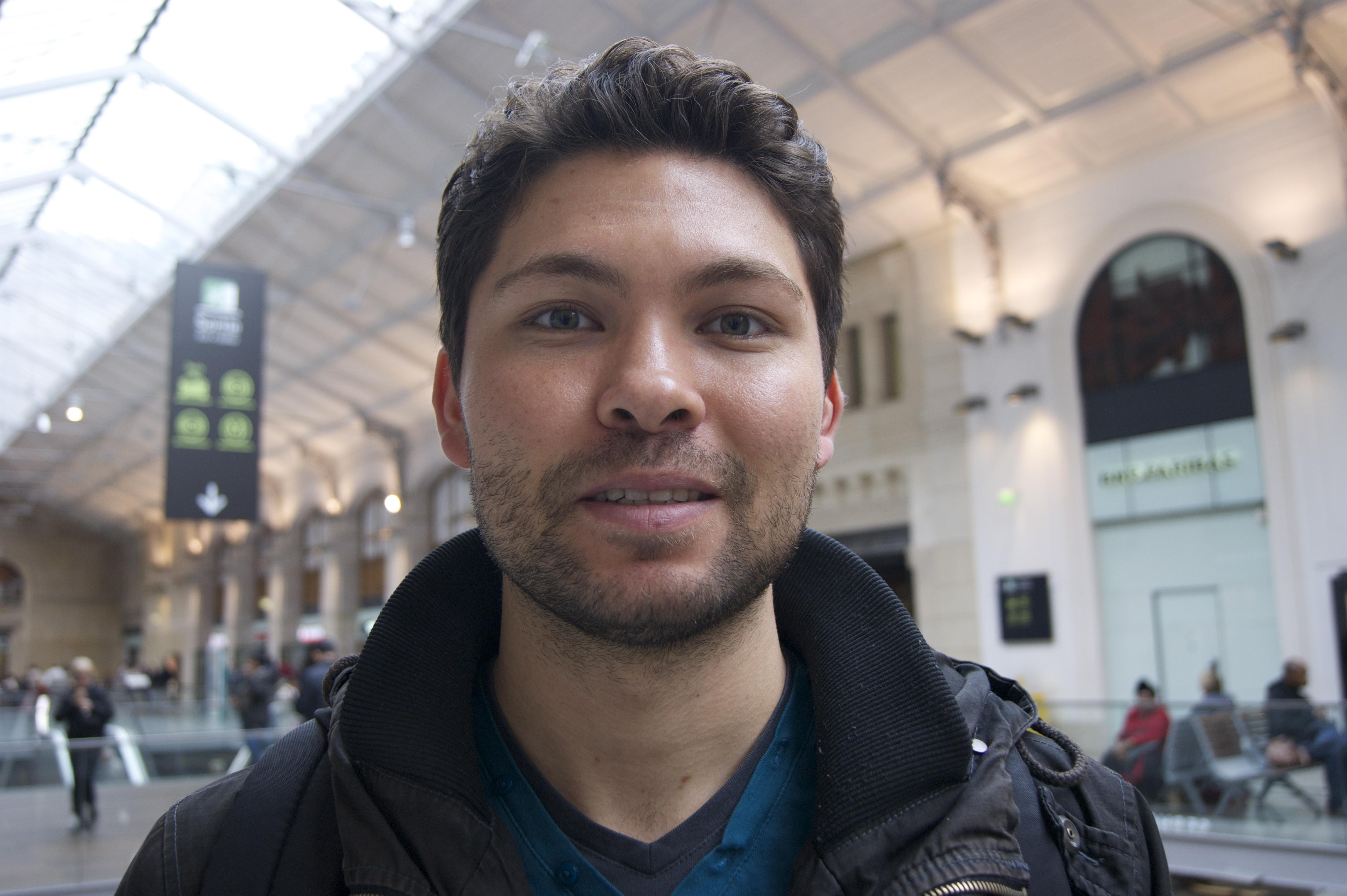 Romain, 24ans, étudiant-ingénieur