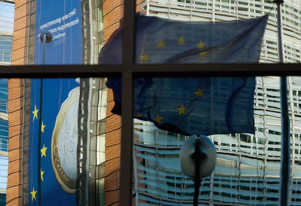 Siège de la Commission européenne à Bruxelles - Décembre 2011 - © Xinhua / Allpix Press