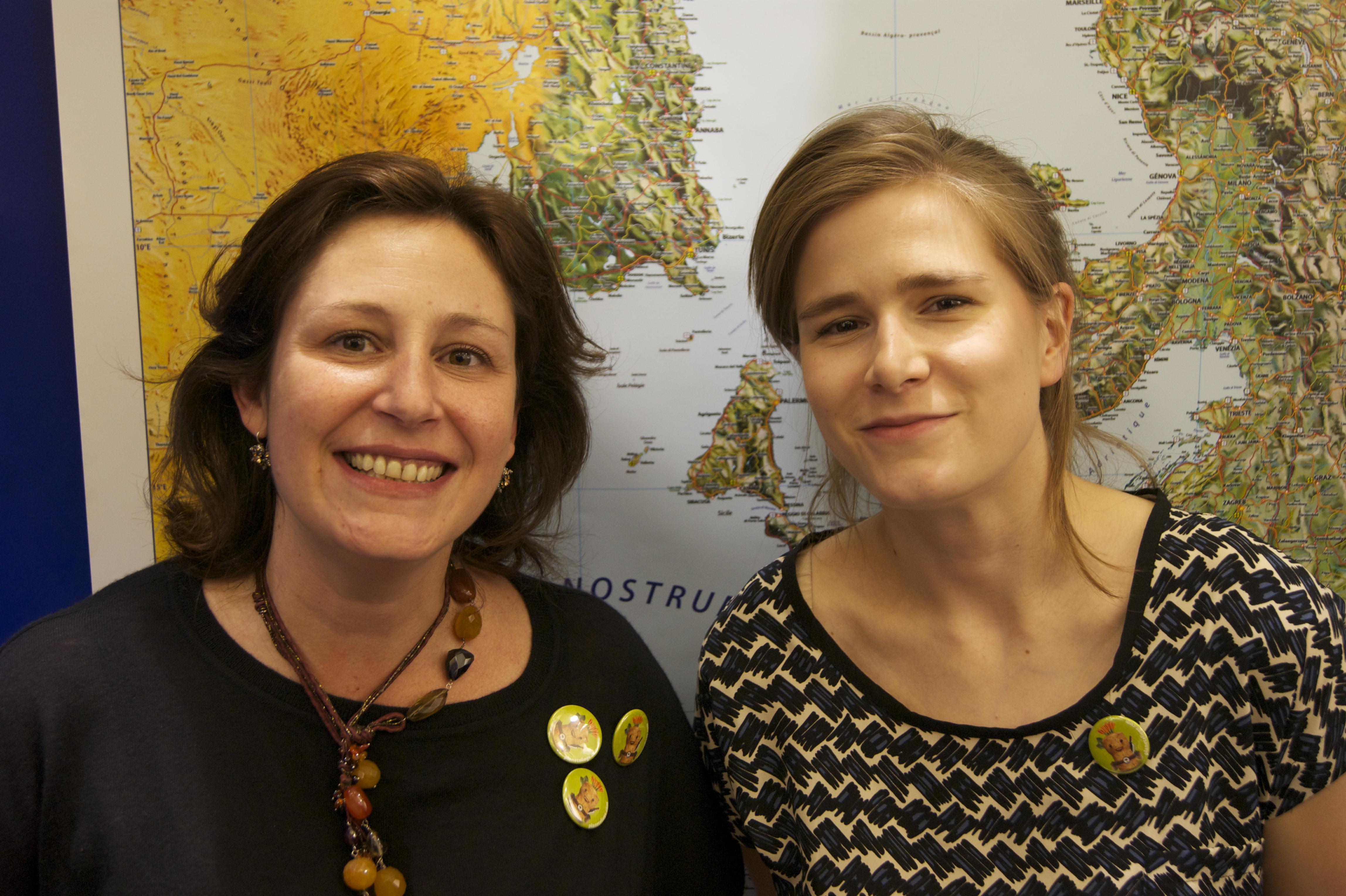 Marion Dubuc - Représentante des professionnels du liège chez Planète Liège