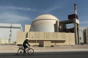 La centrale nucléaire de Bouchehr en Iran - AP PHOTO/MEHR NEWS AGENCY, MAJID ASGARIPOUR