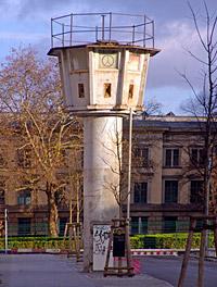 Ancien mirador près de la Erna-Berger-Straße, © Stiller