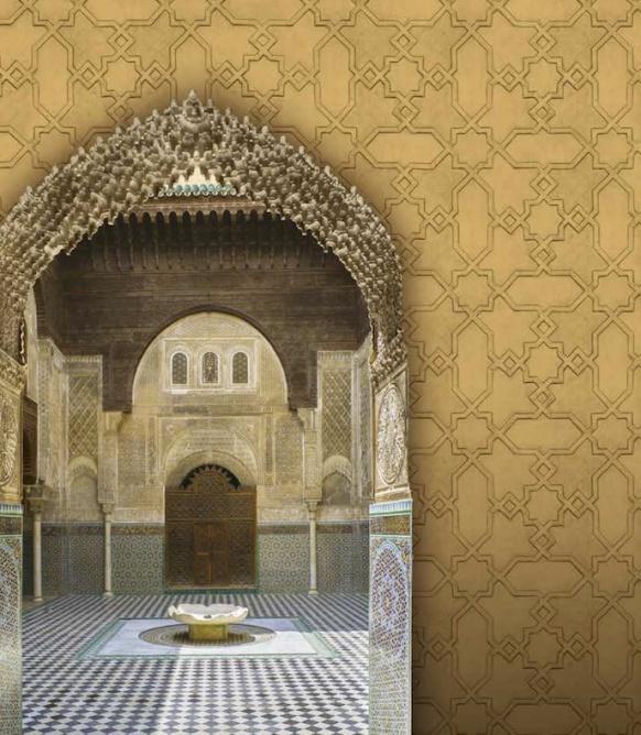 Madrasa El Attarine. Fès, Maroc. © L.Schneiter / Les Éditions du Makassar