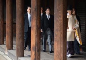 JAPAN-CHINA-SKOREA-DIPLOMACY-WWII