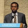 Omar FarukOsman, Secretary General of the  NUSOJ © Unesco
