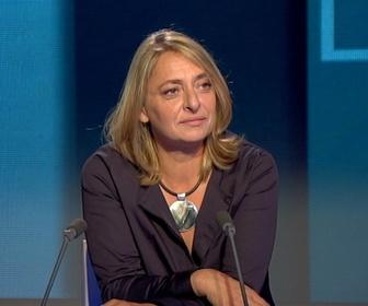 Françoise Degois, journaliste, conseillère en communication et présidente de l'Agence citoyenne