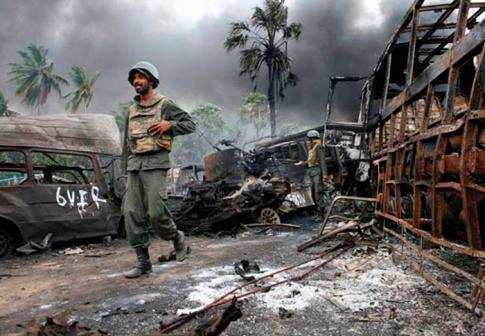 Mai 2009, AFP