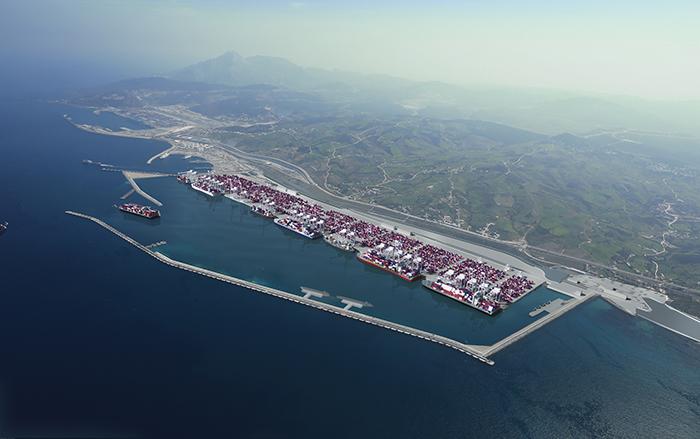 Grand Port Tanger Med 2