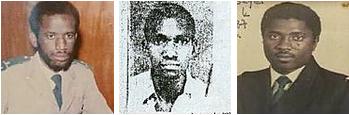 Les trois officiers tukolor exécutés en 1987 en Mauritanie [Source : Forum pour la lutte contre l'impunité et l'injustice en Mauritanie] [http://fliim90.canalblog.com]