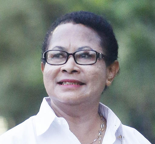 Yohana Susana Yembise, Indonesian Minister for Women's