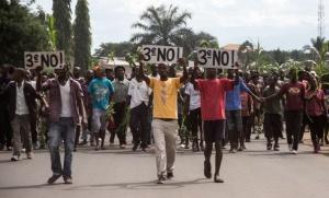 BURUNDI-POLITICS-UNREST